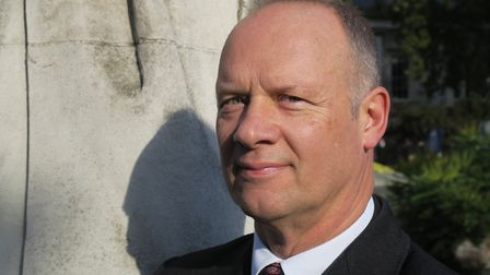 Tower Hamlets Chief Executive Will Tuckley