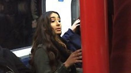 Do you know this woman? Picture: British Transport Police