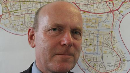 Mayor John Biggs urging more police funding for Tower Hamlets. Picture: Mike Brooke