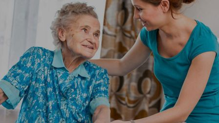 Home care for the elderly by Tower Hamlets Adult Social Care services. Picture source: LBTH