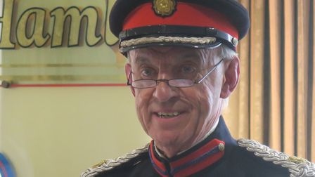 Deputy Lieutenant John Ludgate awarded Tower Hamlets Freedom of the Borough. Picture: Mike Brooke