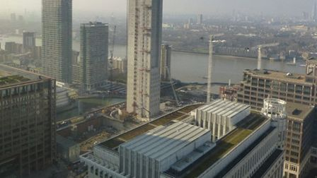 Future of Isle of Dogs and Poplar for next 25 years up for public consultation. Picture source: IoD