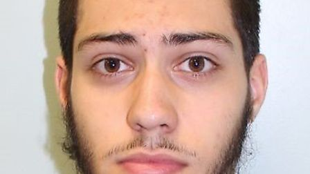 Arbias Thaqi has been jailed for 18 months. Pic: Met Police