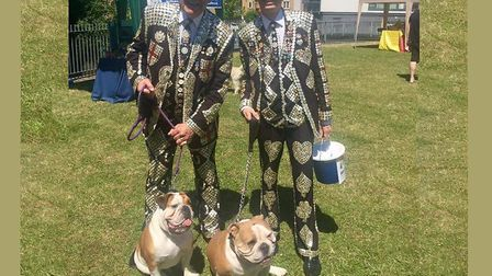 It's going to be a right ole cockney day for East End mutts when the 'Canary Woof' dogshow rerturns