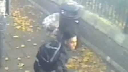 Witness appeal to trace suspect on camera after schoolboy in Poplar is attacked with claw hammer on