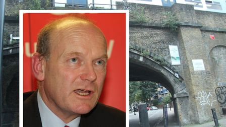 Tower Hamlets Mayor John Biggs in call to Network Rail to drop its rent rises for railway arches. Pi