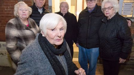 Pensioners get their own town hall voice... but maybe too late for these OAPs like 90-year-old Sheil
