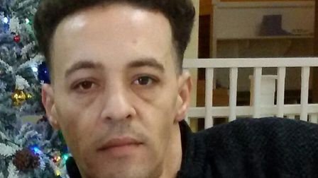 Brenton Roper was shot and stabbed near his home. Pic: Met Police