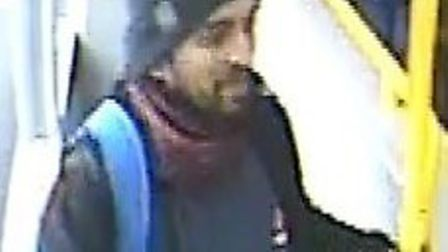 Have you seen this man? Picture: Met Police