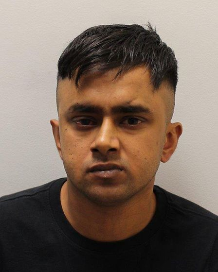 Foyzur Rahman was found guilty of manslaughter and jailed for 10 years. Pic: Met Police