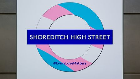 Shoreditch High Street. Picture: Transport for London