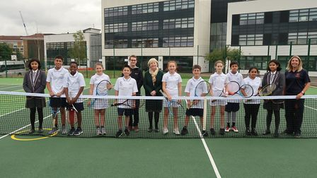 St Paul's Way Trust School delivers sports programmes to students to improve the physical and mental