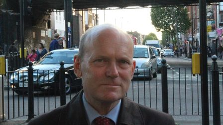 """Mayor John Biggs... """"Waste strategy is about getting it right about how we waste less.'' Picture: Mi"""