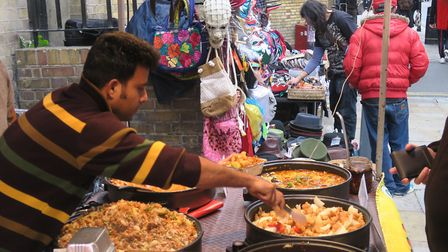 Brick Lane and Friends Sunday festival coming Septermber 30. Picture: Mike Brooke