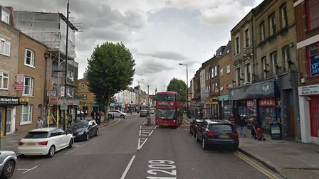 Bethnal Green Road. Picture: Google