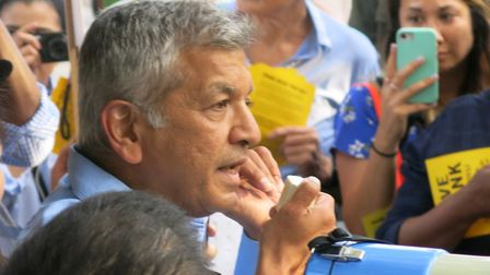 """London Assembly's Unmesh Desai... """"Community rightly outraged. This is� a testament to the spirit of"""
