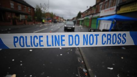 The latest crime figures have ben released. Pic: PA