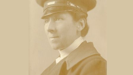 Norah Smyth photographer and leading suffragette. Picture: Four Corners Gallery//Collection Internat