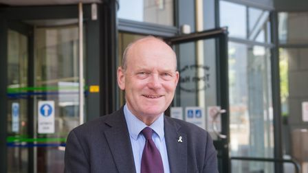 Mayor of Tower Hamlets John Biggs has increased the budget by �15m. Pic: LBTH
