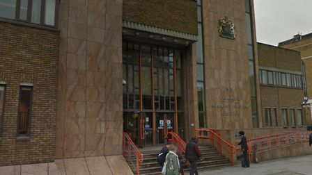 Teenagers appear at Thames Magistrates Court after stabbings. Picture: Google