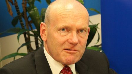 """Mayor John Biggs... """"The cuts have a serious impact on households and delaying funding piles on the"""