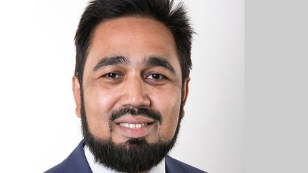 Mohammad Harunhas resigned as a Tower Hamlets councillor. Picture: Kois Miah/LBTH