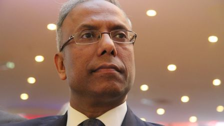 Lutfur Rahman was removed from office in 2015. Picture: Mike Brooke