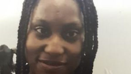 Yewande Osunsanya, who went missing from Poplar and has been seen in Hackney. Picture: Met Police
