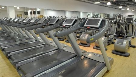 Mile End fitness and leisure centre, one of several in the East End getting council funding for impr
