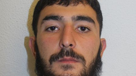 Huseyin Bolat has been jailed for 11 years. Picture: Met Police