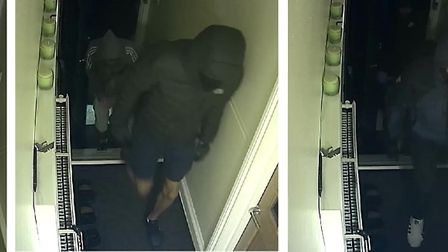 Police would like to trace these three men. Picture: Met Police