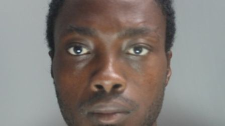 Dennis Boateng has been jailed for 13 years. Picture: City of London Police