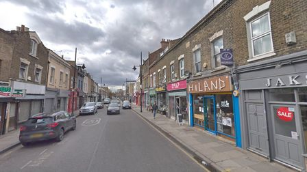 The Roman Road... soon to change in £3.3m new town centre scheme. Picture: Google