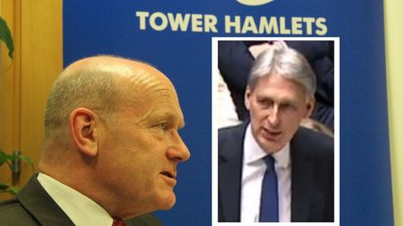 Mayor Biggs urges Chancellor to reverse police cuts. Picture: Mike Brooke