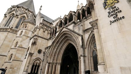 The case will be heard at the High Court. Pic: PA