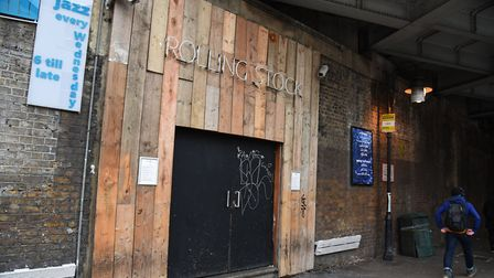 Rolling Stock is in Shoreditch. Picture Ken Mears