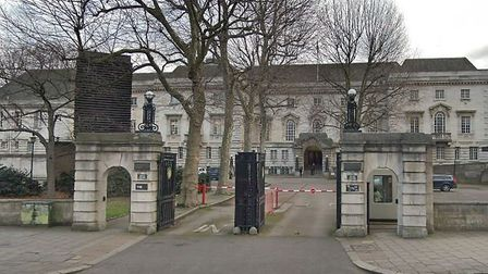 Yannick Glaudin failed to turn up at Inner London Crown Court. Picture: Google