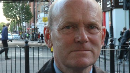 """Mayor John Biggs... """"We'll enforce against landlords who fail to register their properties."""" Picture"""