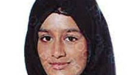 Shamima Begum was stripped of her citizenship. Picture: Met Police