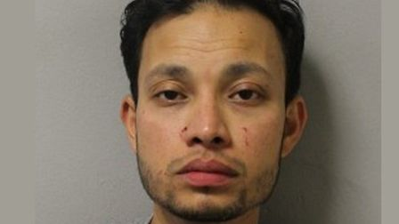 Mohammed Anher Ali has been jailed for life with a minimum of 26 years. Picture: Met Police