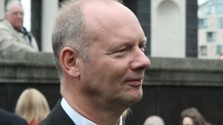 Will Tuckley, chief executive of Tower Hamlets Council. Picture: Mike Brooke