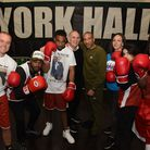 Terry Allain has organised a charity boxing night at the York Hall Leisure Centre