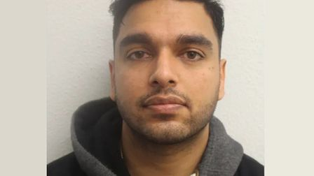 Conman Keyur Vyas... finally jailed for cheating women out of £600,000. Picture: Met Police