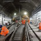 Crossrail's Elizabeth Line might not open until 2021. Picture: Mike Brooke