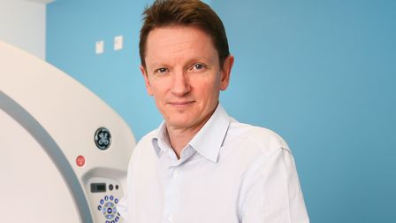 """Prof Sam James is chief investigator in the study: """"This large-scale study gives us a unique opportu"""