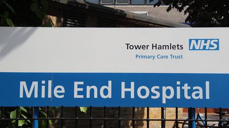 Some of the testing for the study will happen in Mile End Hospital. Picture: Mike Brooke.
