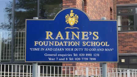 Raine's Foundation... facing closure after 300 years serving the East End. Picture: Google