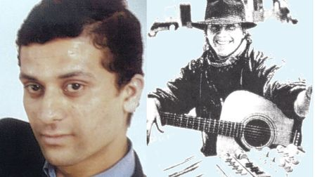 Inam Bashir and John Jeffries... died in IRA bombing at Canary Wharf in March, 1996. Picture: DVA