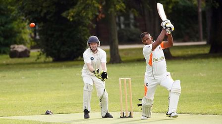 Jamil Ahmed of London Tigers. Picture: George Watson