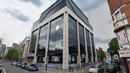 The London Enterprise Academy on Commercial Road in Whitechapel. Picture: Google.